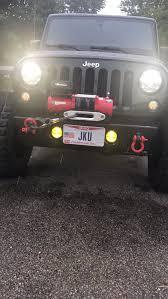 light yellow jeep quadratec led fog lights kit for 07 18 jeep wrangler jk quadratec