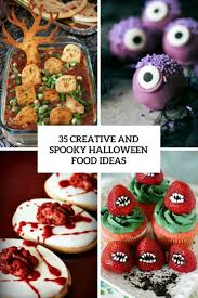 35 creative and spooky halloween food ideas u2013 home info