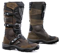 brown leather motorcycle boots amazon com forma adventure off road motorcycle boots black size