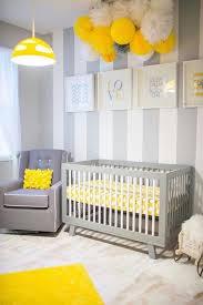 chambre bébé grise chambre bébé grises et jaunes chambre de bébé mixte pour fille ou