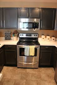 best images about rental property fix pinterest good behr kitchen cabinet paint with our beautiful transformation the color used stealth