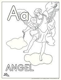 catholic abc coloring pages lisieux learning tpt