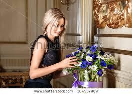 Arranging Roses In Vase Arranging Flowers Stock Images Royalty Free Images U0026 Vectors