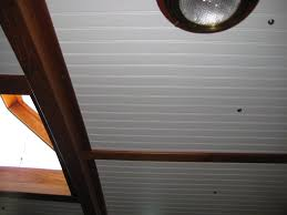 Pvc Wainscoting Kits - installing beadboard paneling sheets wood panel ceiling white