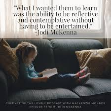 ctlp episode 37 with jodi mckenna quiet times for kids u0026 young