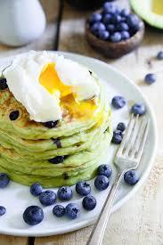 blueberry pancake recipe blueberry avocado pancakes pancakes blueberry and food