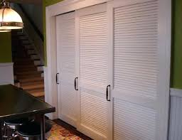 Lowes Louvered Closet Doors Slatted Closet Doors Plantation Louvered Sliding Closet Doors