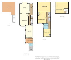 Semi Detached Floor Plans by 4 Bedroom Semi Detached House For Sale In Western Road Sutton