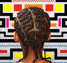 black male haircuts with zig zags zig zag braided hairstyle 35 great natural hairstyles for black