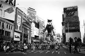 flashback the 1961 macy s thanksgiving day parade gothamist