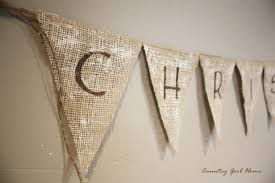 country home christmas banners
