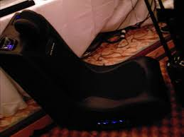 Pyramat Gaming Chair Price Ces 2008 Pyramat Pm450 Wr Gaming Chairs Slashgear