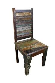 Solid Wood Dining Chairs Dining Room Solid Wood Dining French Style Chair With Rustic