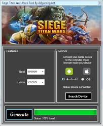 http siege siege titan wars unlimited gold unlimited gems hack and cheats