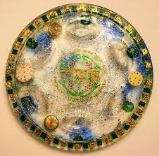 what s on a seder plate crafted seder plate one of a judaica for your table