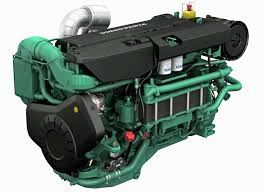 heavy duty volvo the motorship engine and genset family completed