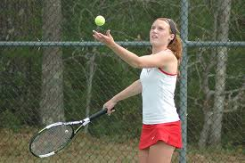 Cape Cod Girls - vineyarders barnstable high tennis girls both win and advance
