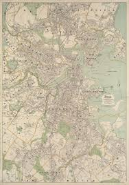World Map Prints by 1896 Boston Map Majesty Maps U0026 Prints