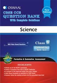 oswaal cbse cce pullout worksheets science for class 6