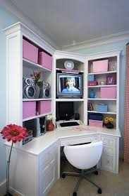 Pink Desk For Girls Desk Chairs Desk Chair For Teenage Pink Study Teen Girls