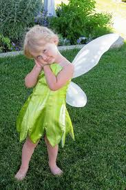 Tinkerbell Halloween Costumes Sample Sale Girls Size 2t Tinkerbell Costume Etsy Diy