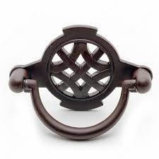 Richelieu Classic Metal Drop Pull 3 1 4 Inch Matte Black Iron Contemporary - cabinet pulls center to center 2 5 64mm goingknobs