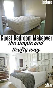 guest room decorating ideas budget final u0027nc home u0027 tour middle guest bedroom budgeting bedrooms