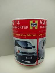 vw t4 haynes manual