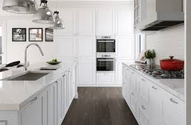 kitchen white wood kitchen cabinets furniture modern design with