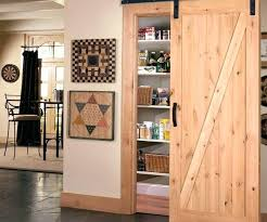knotty alder cabinets home depot knotty alder barn door sliding barn door from reclaimed wood and