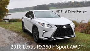 lexus of bellevue facebook hd drive review 2016 lexus rx350 f sport awd youtube