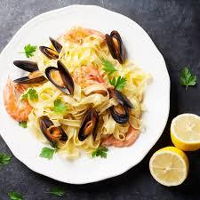 pâtes aux fruits de mer 10 recettes de pâtes aux fruits de mer