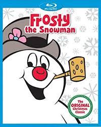amazon frosty snowman blu ray jimmy durante jackie