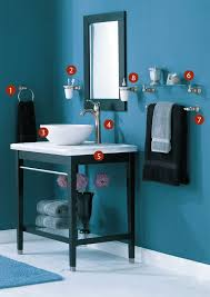 blue and black bathroom ideas 17 best bathroom ideas images on bathroom black