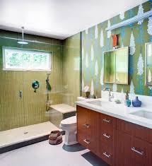 Mid Century Modern Bathroom Design Kentfield Mid Century Modern U2014 Lotus Bleu Design