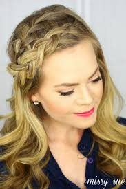 braided headband 25 best braid headband tutorial ideas on braided