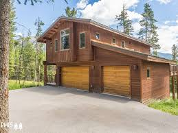 contemporary cabin in central big sky summer vacation starts here