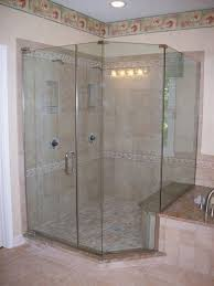 decorative glass shower doors shower doors kelly glass indianapolis
