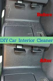 how to clean car interior at home best 25 car interior cleaning ideas on diy interior