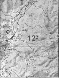Array Map Garni Armenia 3 D Array Geos Data