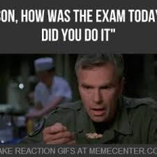 Final Exam Meme - and thats how i realized i missed a final exam by metallion meme