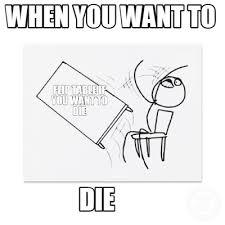 Flip Table Meme Generator - meme creator flip table meme generator at memecreator org