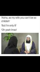 Aisha Meme - islam meme album on imgur