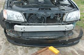 lexus ls430 build my 04 06 ls430 merged w a 98 00 ls400 bumper project heavily