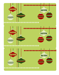 holiday labels u2013 holiday label templates free printable