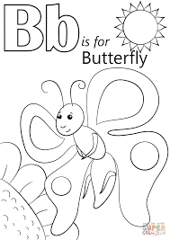 letter b coloring pages free coloring pages the b is for ball