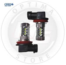2013 kia optima led fog light bulb k5 optima store cree led fog light bulbs 1 pair