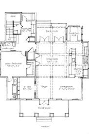 Floor Plan Image by Southern Living Idea House 2010 Bayou Bend Floor Plans Southern