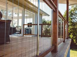 Stainless Steel Handrails Brisbane Stainless Steel Cable Wire Balustrades Pool Balustrading Fencing