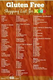 best 25 gluten free food list ideas on pinterest gluten free